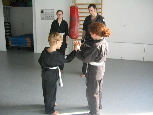 2006 Kindertraining TVK